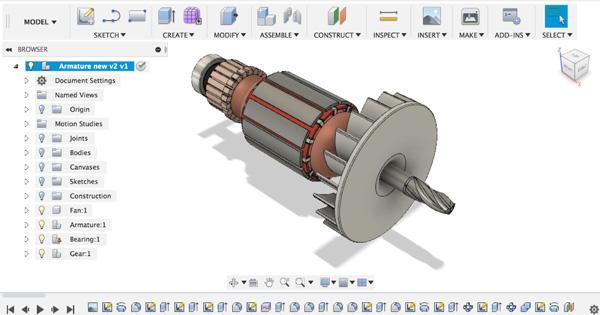 fusion 360 e il modulo CAM