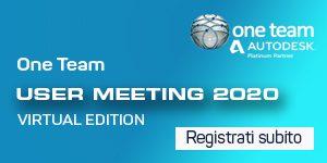 one team user meeting 2020
